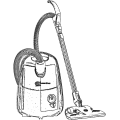 Cylinder Vacuum Cleaners (4)