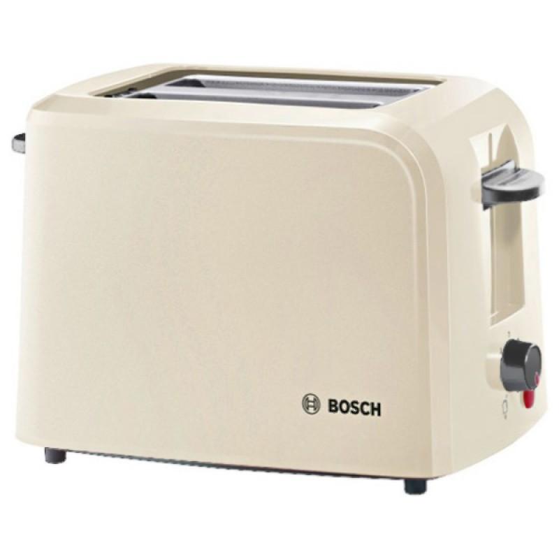 Cream Toaster Ovens ~ Bosch tat a gb compact toaster cream black