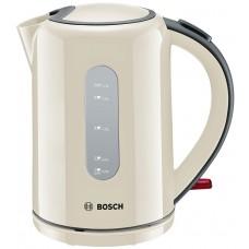 Bosch TWK76075GB Kettle (Cream/Black)