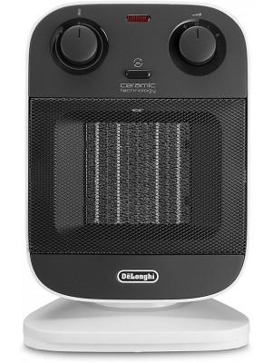 De'Longhi HFX60E20 Bend Line Oscillating Ceramic Fan Heater