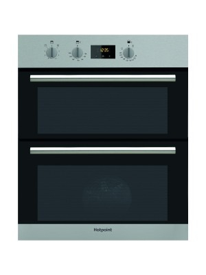 Hotpoint DU2540IX Built-Under Electric Double Oven - Stainless Steel