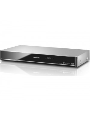 Panasonic DMR-PWT655EB Smart Blu-ray & DVD Player with Freeview Play Recorder