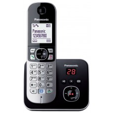 Panasonic KX-TG6821EB Single DECT Cordless Telephone with Answer Machine