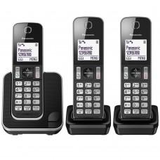 Panasonic KX-TGD313EB Cordless Home Phone