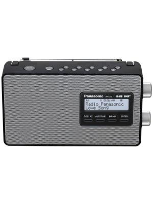 Panasonic RF-D10EB-K DAB and FM Radio