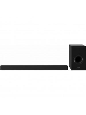 Panasonic SC-HTB510EBK Bluetooth Wi-Fi Sound Bar with Wireless Subwoofer & Chromecast Built-in