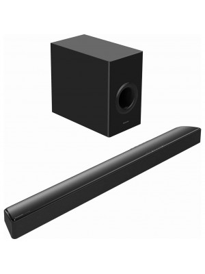 Panasonic SC-HTB488EBK Bluetooth Soundbar with Wireless Subwoofer