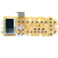 Panasonic Z603L7X70BP PCB with components