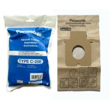 Panasonic AMC-94KUW0 Cylinder Vacuum Cleaner Dust Bags