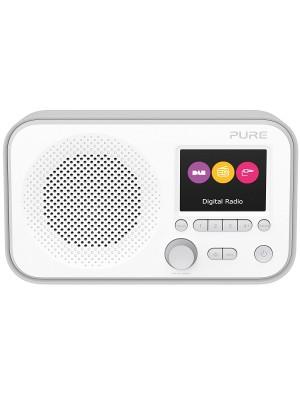 Pure VL-62947 Elan E3 Portable Digital DAB/DAB+ and FM Radio  - Grey